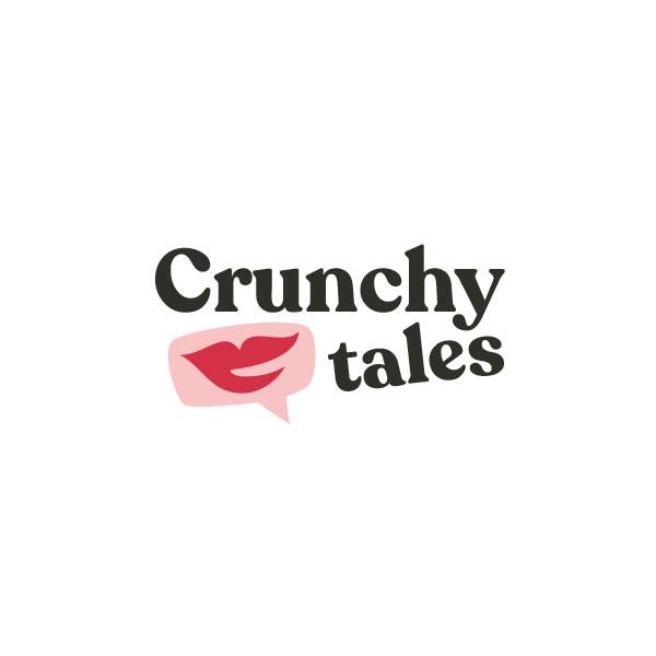CrunchyTales Logo By Stefania Tomasich