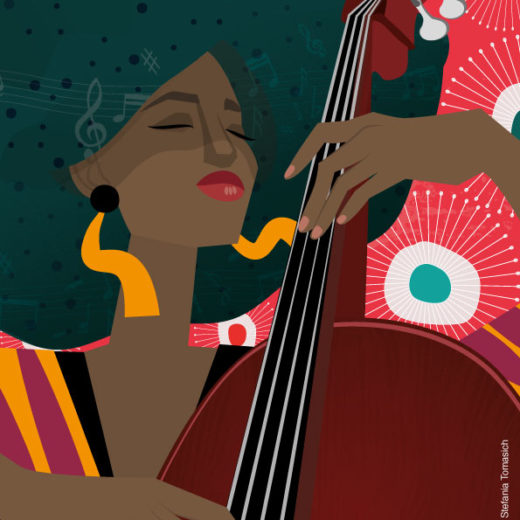 Music Passion | By Stefania Tomasich