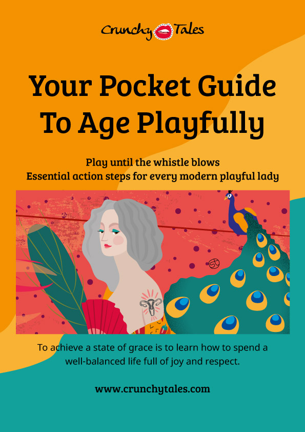Pocket Guide for CrunchyTales | by Stefania Tomasich