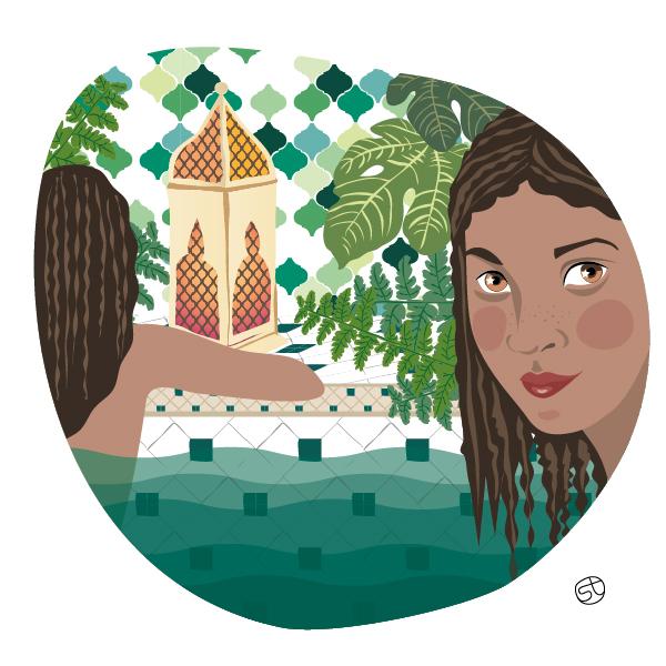 Riad Marocchino | Stefania Tomasich