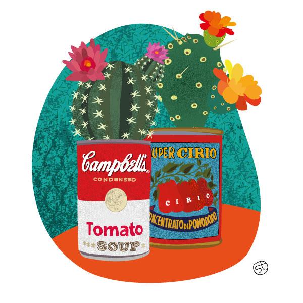 Vintage Tomato | Stefania Tomasich