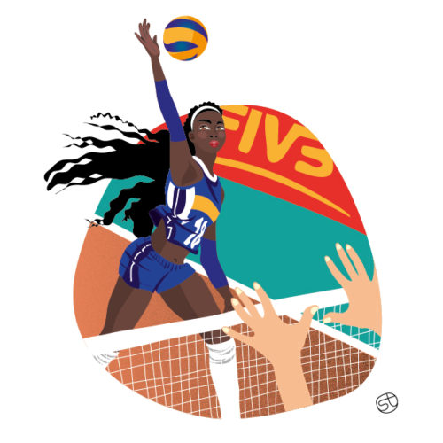 Volley | By Stefania Tomasich