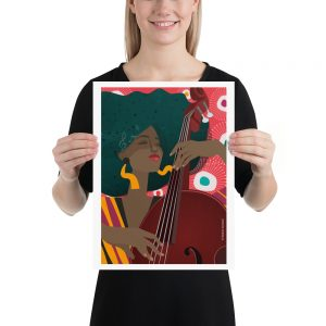 Music Passion Poster